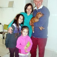 in the new family_Caroline
